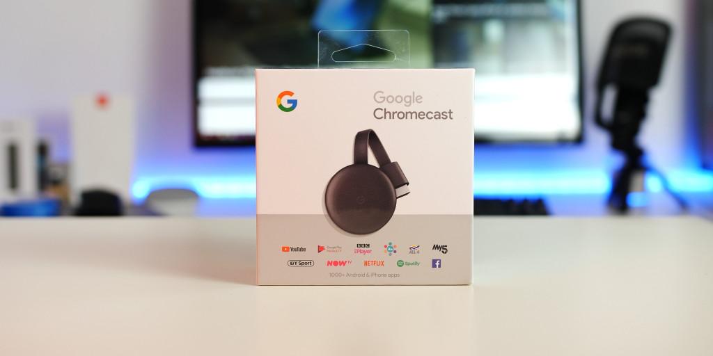0Factuur Gratis terugkijk TV met de Google Chromecast